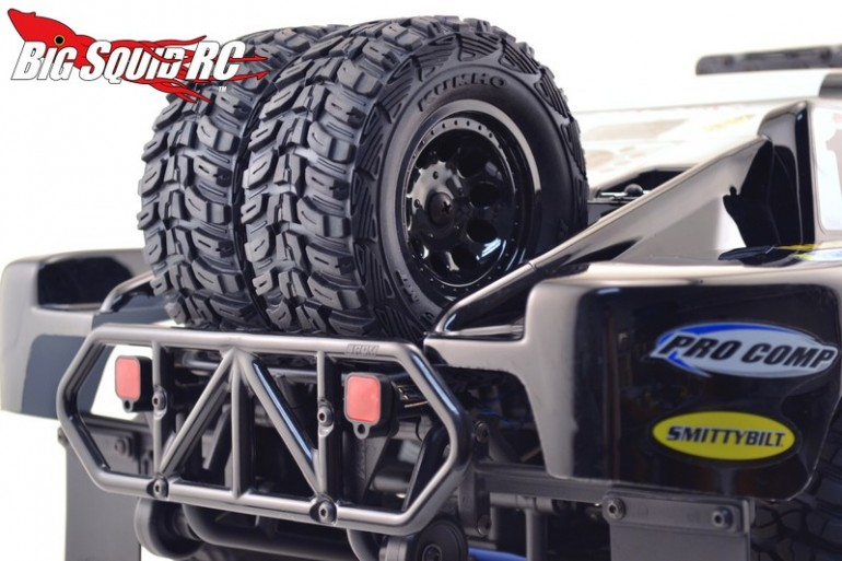 RPM Spare Tire Carrier Traxxas Slash