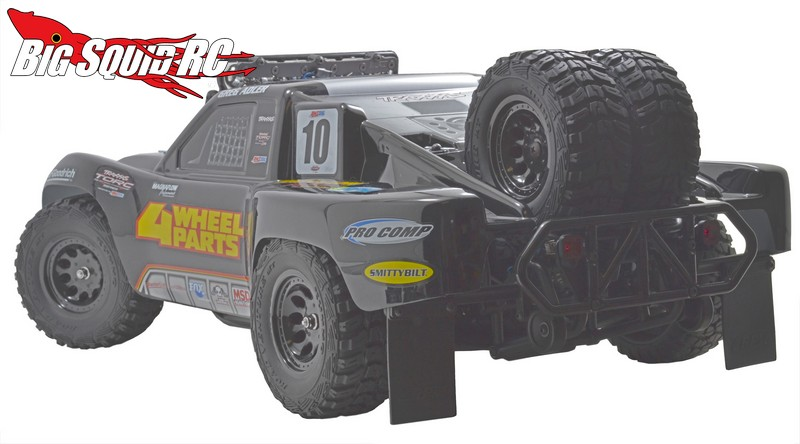 Rpm Spare Tire Carrier For Traxxas Slash 2wd Amp 4wd 171 Big