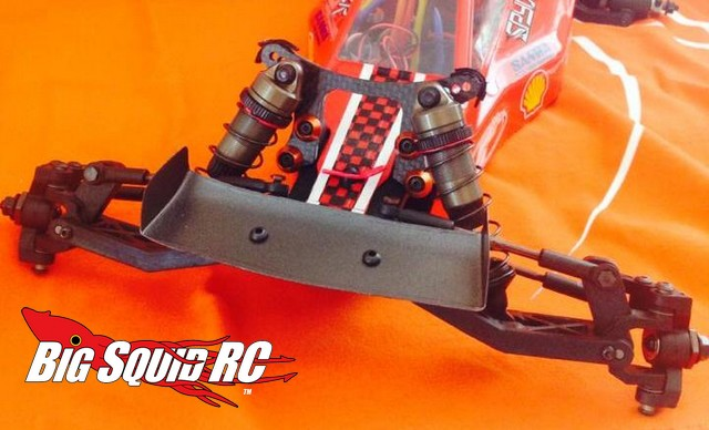 Serpent Front Wing SRX2 Buggy