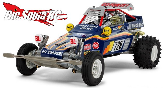Tamiya Fighting Buggy 2014