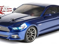 Vaterra 2015 Ford Mustang 4WD RTR