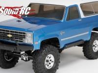Vaterra Chevrolet K-5 Blazer Ascender