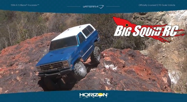 Vaterra Chevy Blazer Video