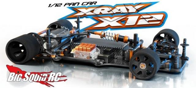 XRay Pan Car