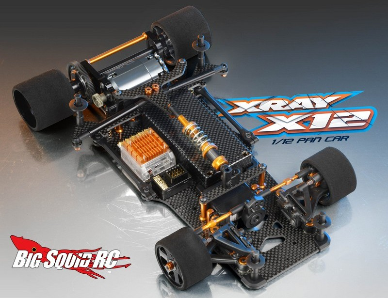 XRay X12 2015 Edition « Big Squid RC – RC Car and Truck ...