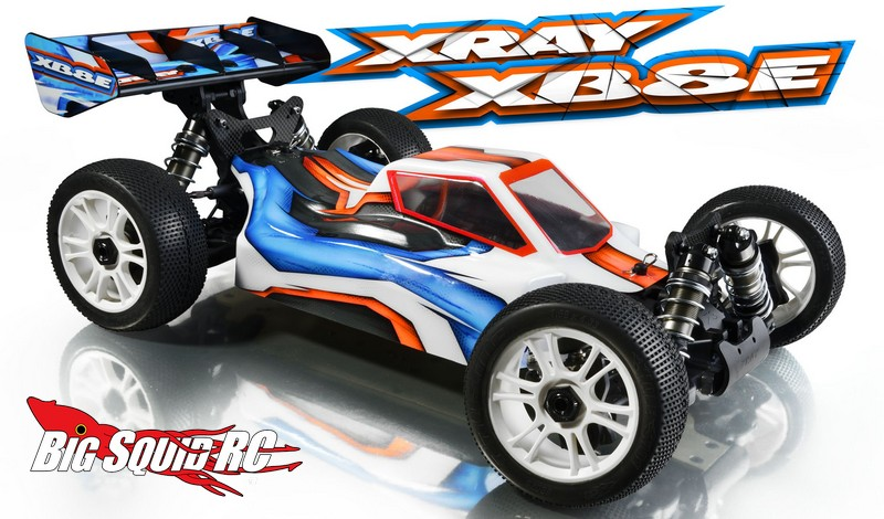 XRay XB8E 1/8 Electric Buggy « Big Squid RC – RC Car and ...