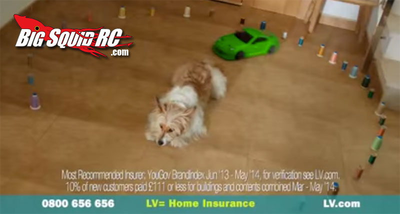 Rc Drifting In Lv Home Insurance Commercial Big Squid Rc Rc