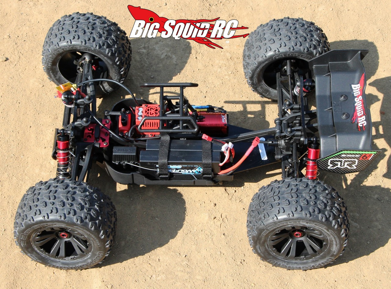 Product Spotlight Arrma Kraton Blx 1 8 Monster Truck