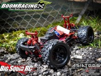 Boom racing aluminum upgrades latrax