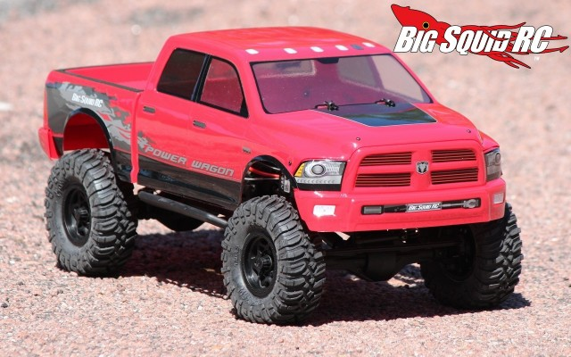 Axial Ram Power Wagon Review