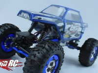 Boom Racing Aluminum Upgrades