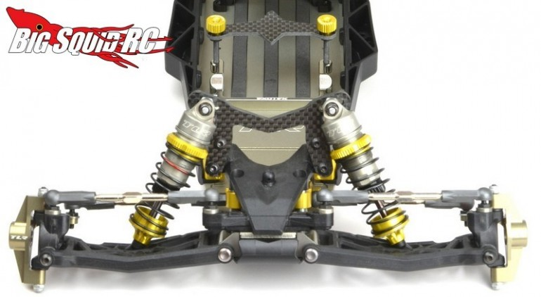 Exotek TLR 22 Front Shock Tower