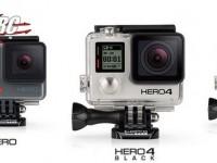 GoPro Hero 4 Cameras