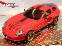 Killerbody RC Alfa Romeo TZ3 Corsa