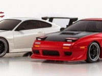 Kyosho Mazda Nissan AWD Mini-Zs
