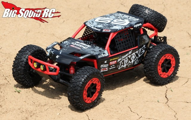 Kyosho AXXE Review