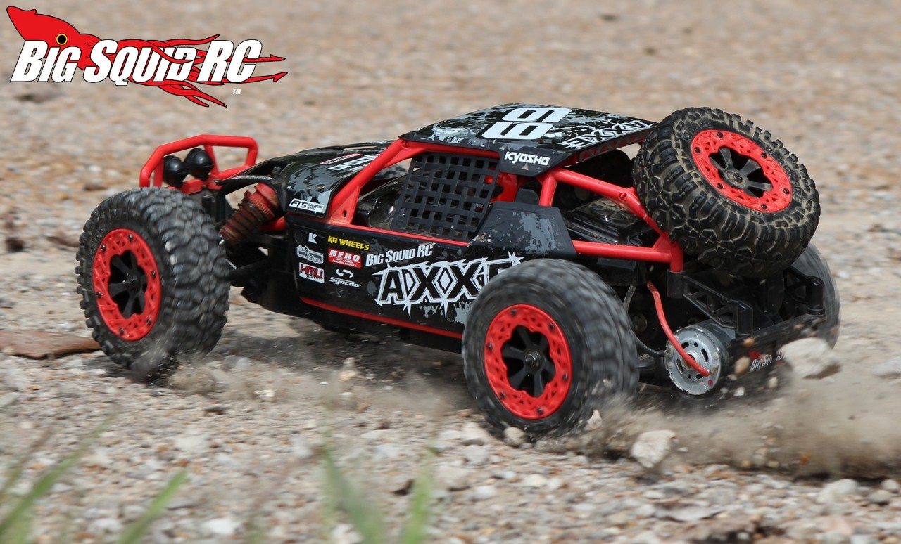 Kyosho Axxe Ireceiver Review 00008 171 Big Squid Rc Rc Car