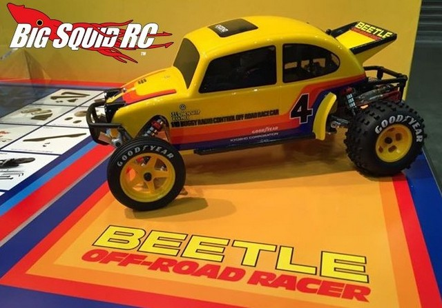 Kyosho Beetle re-release