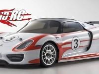 Kyosho FAZER VE Porsche 918 Weissach Package