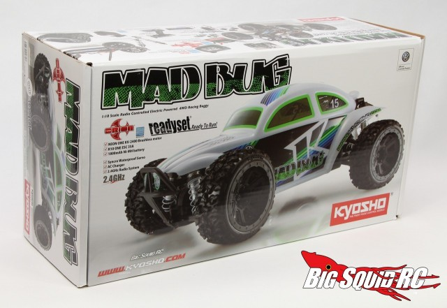 Kyosho Mad Bug Unboxing