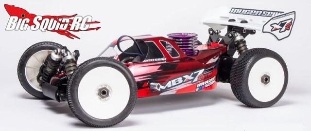 Mugen MBX7R Buggy