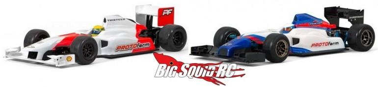 PROTOform F1 Bodies