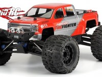 Pro-Line 2014 Chevy Silverado Clear Monster Truck Body