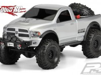 Pro-Line RAM 1500 Clear Crawler Body