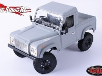 RC4WD 1/10 Land Rover Defender D90 Pick Up Truck Body