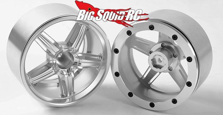 RC4WD Beadlock Wheels Traxxas T-Maxx Revo
