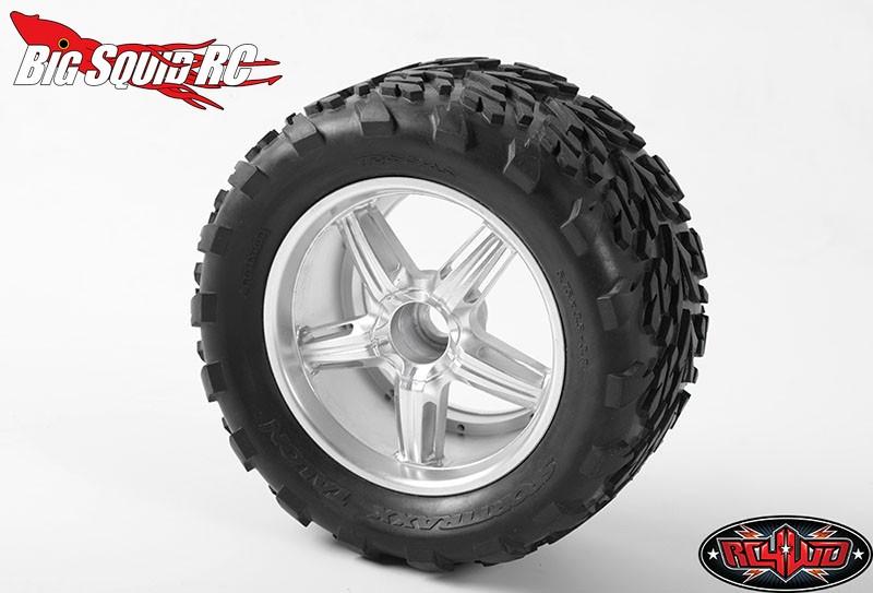 rc4wd locker beadlock wheels for traxxas revo amp tmaxx 33