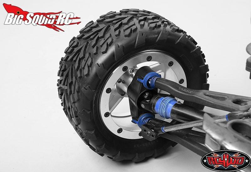 RC4WD Locker Beadlock Wheels for Traxxas Revo & T-Maxx 3.3