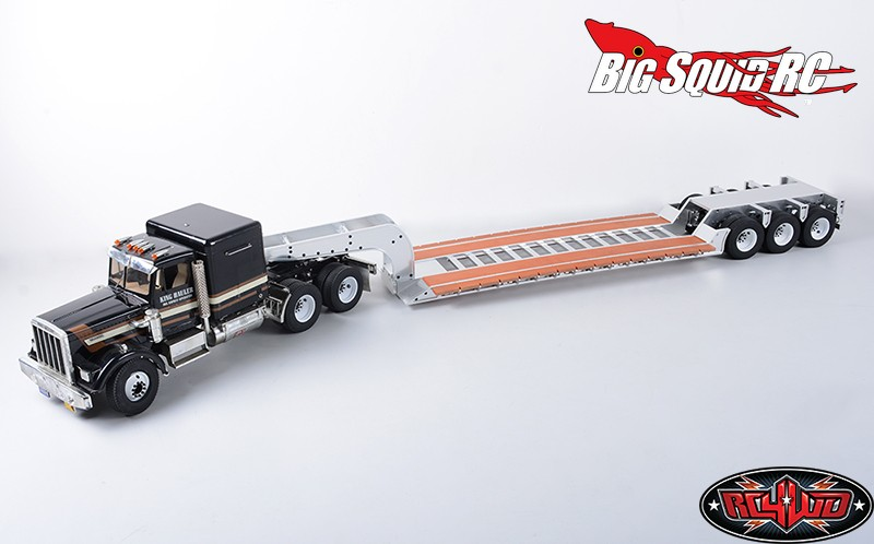 traxxas truck with Rc4wd 114 Scale Lowboy Trailer on Teaser Traxxas Land Rover Scale Crawler likewise 5 Traxxas Trx77076 4 in addition Revell Dumper Truck P 20805 as well Watch likewise Project Traxxas Summit Lt Scale Conversion.