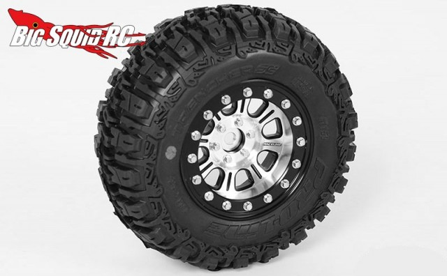 RC4WD Raceline Monster SCT Wheels