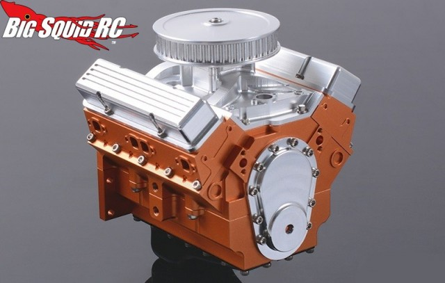 RC4WD 1/10 Scale V8 Engine