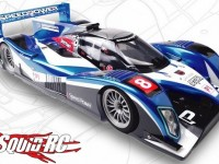 Speed Power LMP Lemans Body