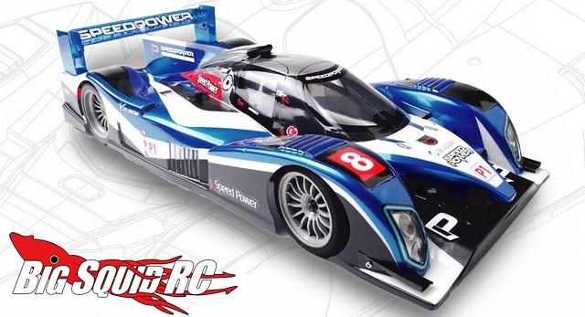 Speed Power LMP Lemans Body