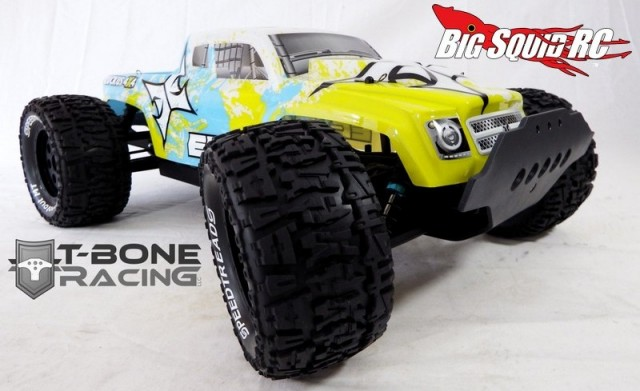 TBR ECX Ruckus 4x4 Front Bumper