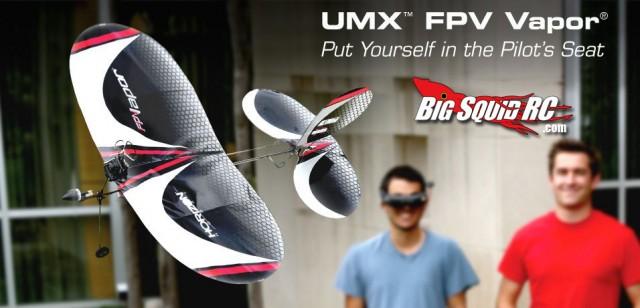 UMX FPV Vapor