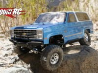 Vaterra K5 Blazer Video