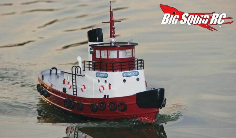 AquaCraft Atlantic II Tugboat