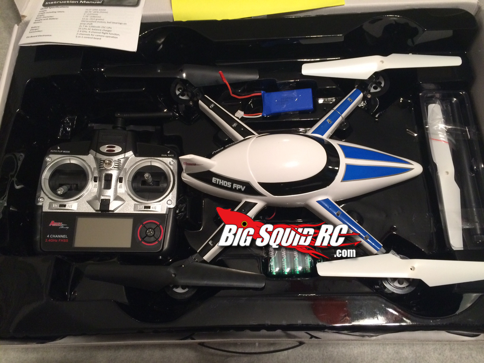 Ares Ethos Fpv 3 171 Big Squid Rc Rc Car And Truck News