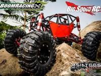 Boom Racing Asiatees Gmade R1 Upgrades