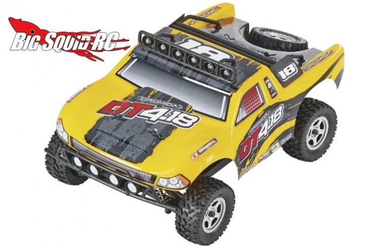 Dromida DT4.18 Desert Truck