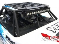 Gear Head RC Axial Yeti Roof Rack