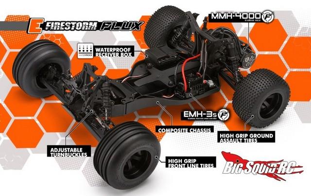 Hpi Racing 2014 E Firestorm Flux Rtr 171 Big Squid Rc Rc