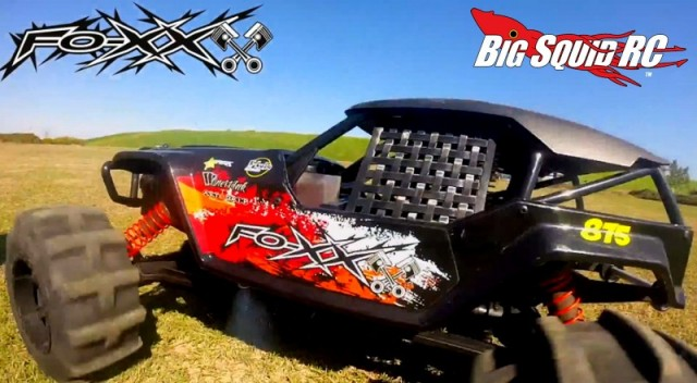 Kyosho FO-XX Video