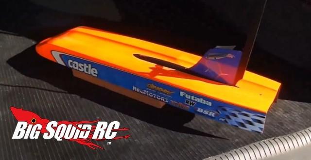 Nic Case Castle 200 mph