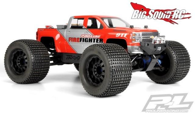 Pro-Line Blockade 3.8 Monster Truck Tires