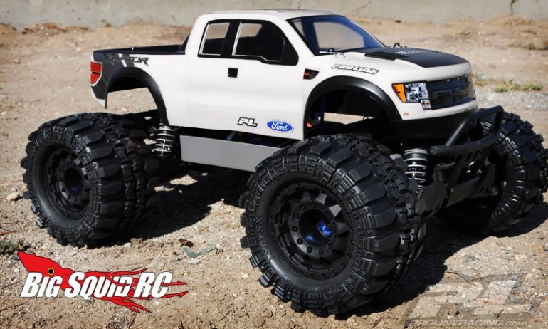 Pro-Line F-11 2.8 Wheels 17mm Hex